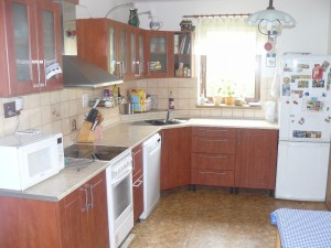 Nový kuchyňský nábytek